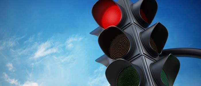 multa al semaforo rosso