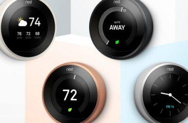 Nest: il termostato intelligente di Google