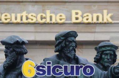 Deutsche Bank: conti in calo tra multe e sanzioni