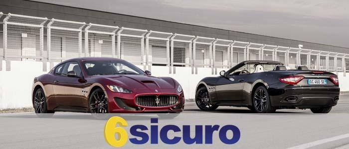 Maserati GranTurismo e GranCabrio