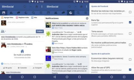 slimsocial for facebook grafica