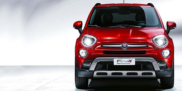 Fiat 500X Off-Road