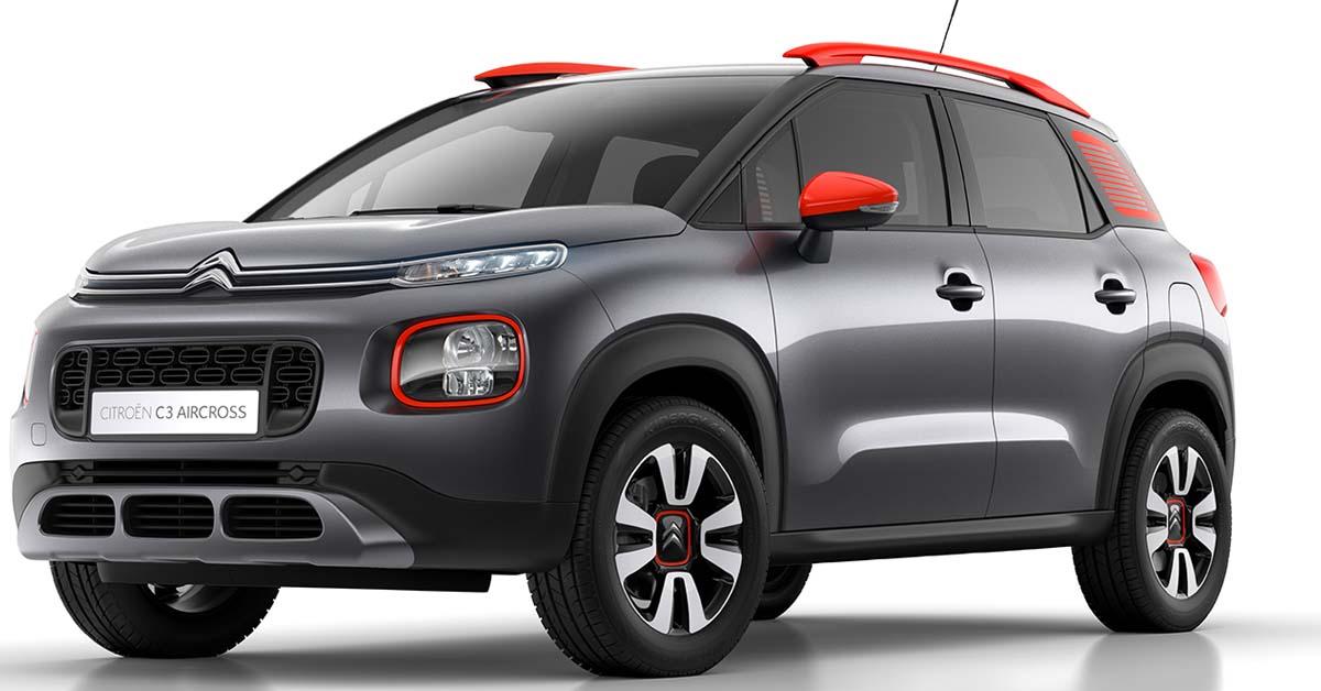 Citro n c3 aircross prezzo consumi e motori for Costo del garage 3 alloggiamenti