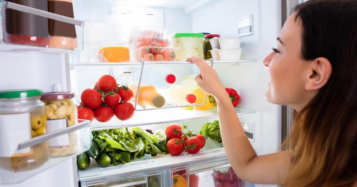 Come conservare gli alimenti in frigorifero for Conservazione bollette