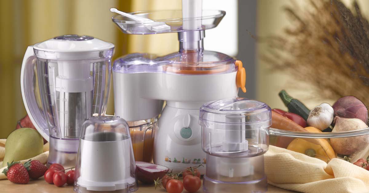 Robot da cucina: a cosa servono e come scegliere i migliori