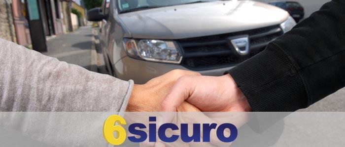 acquistare auto usata da un privato