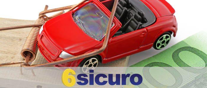 assicurazione auto truffa compagnie fantasma