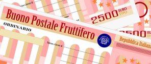 Buoni fruttiferi postali: cosa sono e come funzionano