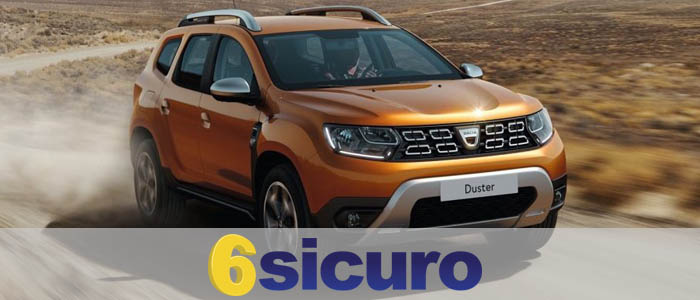 nuova dacia duster 2018 prezzo consumi e motori. Black Bedroom Furniture Sets. Home Design Ideas