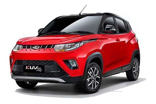Mahindra KUV 1000