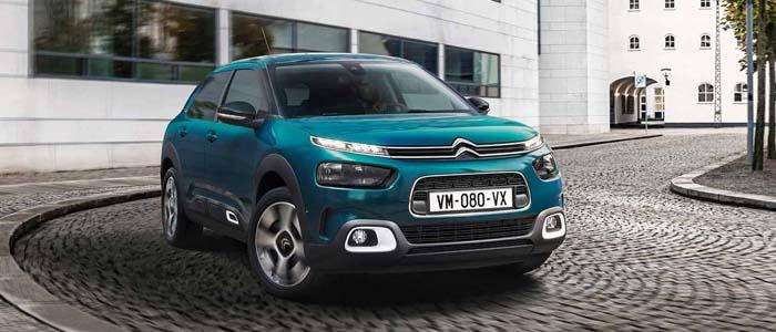 NUOVA Citroën C4 CACTUS