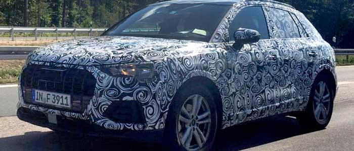 Audi Q3 MY2018