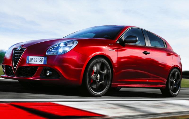 Alfa Romeo Giulietta a GPL