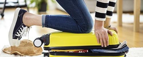 Cose da fare in casa prima di partire per le vacanza