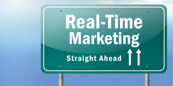 real time-marketing