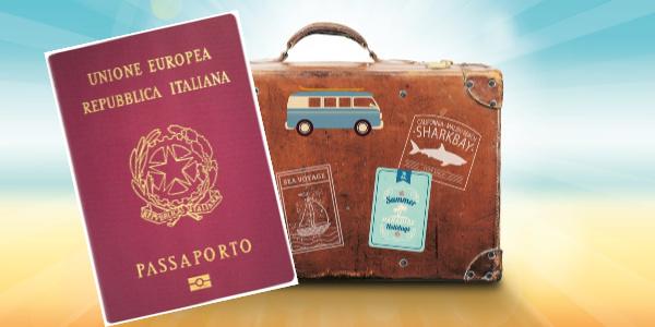 rinnovo passaporto 2019