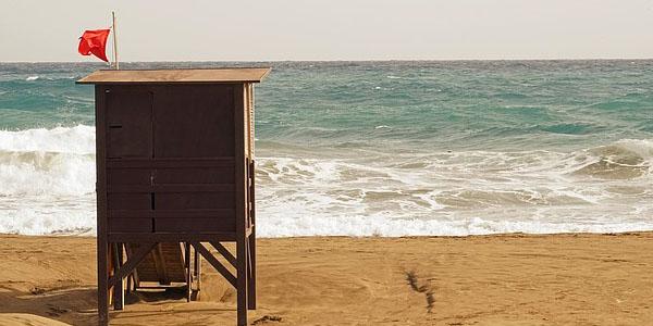 spiagge italiane con divieto di balneazione
