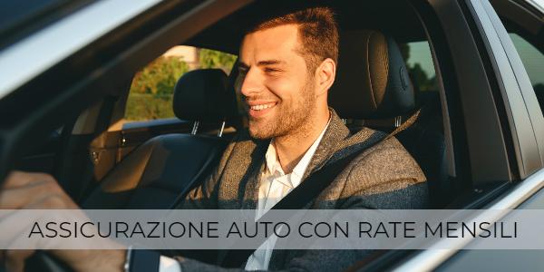 assicurazione auto rate mensili