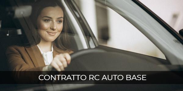 contratto rc auto base