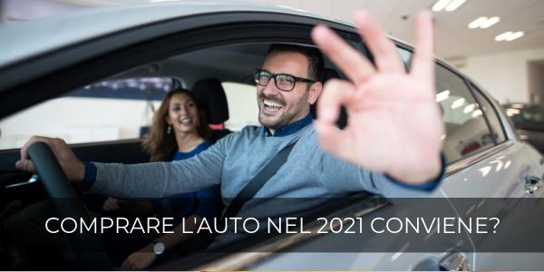 comprare auto 2021