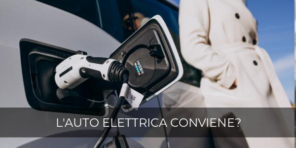 convenienza auto elettrica