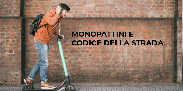 monopattini codice della strada