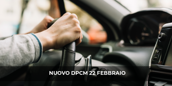nuovo dpcm 22 febbraio