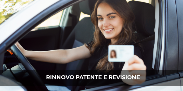 rinnovo patente revisione