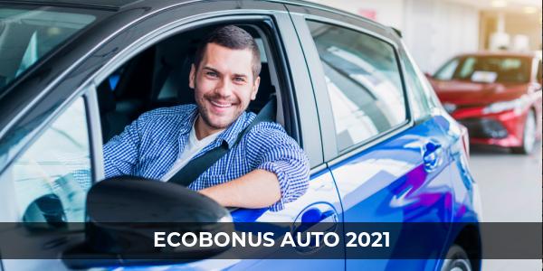 ecobonus auto 2021 news