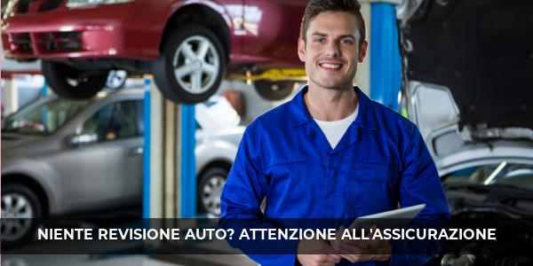 Auto senza revisione: cosa accade con l'assicurazione in caso di incidente?