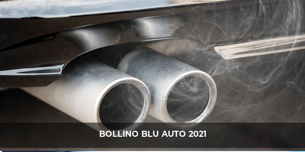 bollino blu auto 2021
