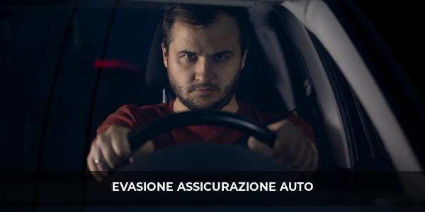 evasione assicurazione auto