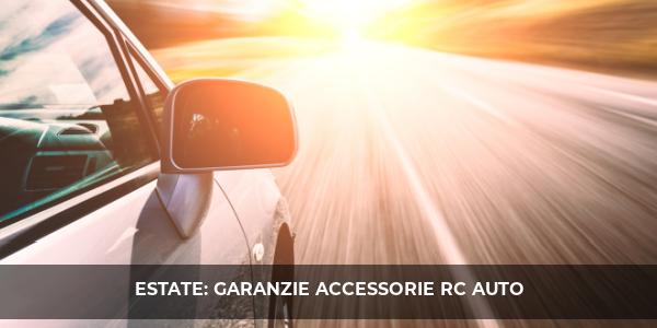 estate garanzie accessorie rc auto