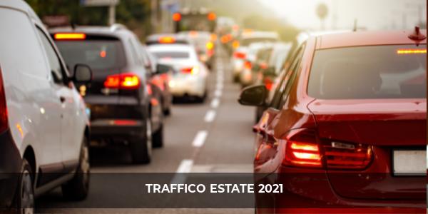 traffico estate 2021